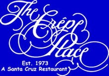 The Crepe Place logo