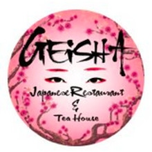 Geisha Sushi logo