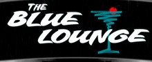 The Blue Lounge logo