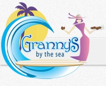 Granny's By The Sea logo