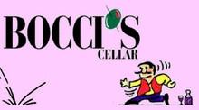 Bocci's Cellar logo