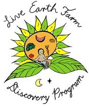 Live Earth Farm logo