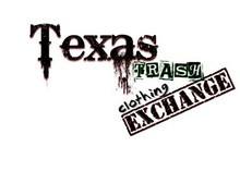 Texas Trash Clothing Exchange logo