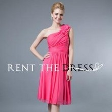 Rent The Dress logo
