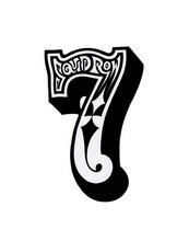 7 Squid Row logo