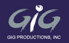 Gig Productions logo
