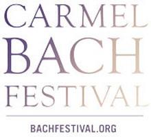 Carmel Bach Festival logo