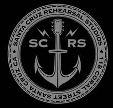 Santa Cruz Rehearsal Studios logo