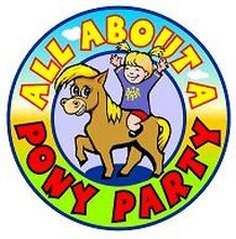 All About A Pony Party logo