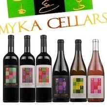 MYKA Cellars logo