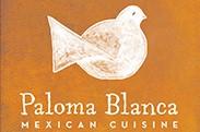 Paloma Blanca Mexican Cuisine logo