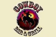 Cowboy Bar & Grill logo