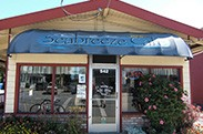 Seabreeze Cafe logo