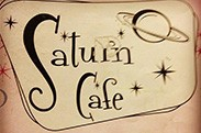 Saturn Cafe logo