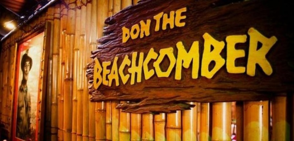 Don the Beachcomber cover image