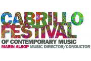 Cabrillo Festival of Contemporary Music logo