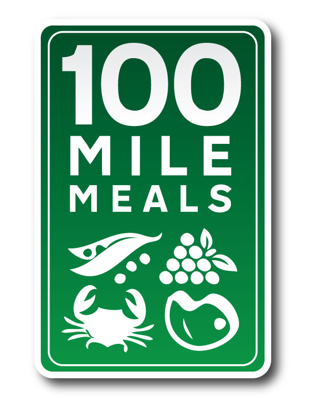 100 Mile Meals