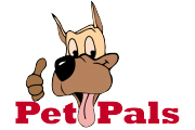Pet Pals Discount Pet Supplies logo