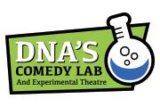 DNA's Comedy Lab logo
