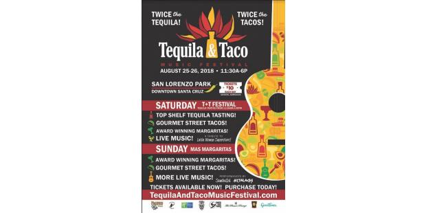 California's Largest Traveling Tequila & Taco Music Festival Returns to Santa Cruz