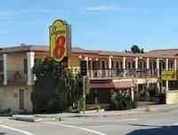 Super 8 Santa Cruz/beach Boardwalk East