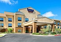 Fairfield Inn & Suites By Marriott San Antonio Seaworld