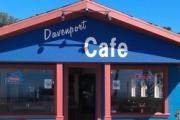 Davenport Cafe Bar & Grill logo